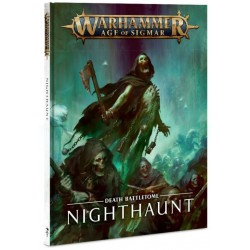 Battletome: Nighthaunt Cover Art from GW