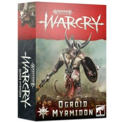Warcry: Ogroid Myrmidon Box Cover by GW