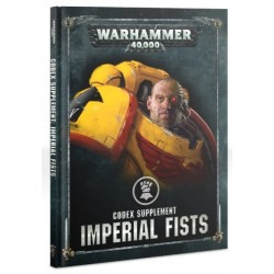 Imperial Fists Codex Supplement Cover