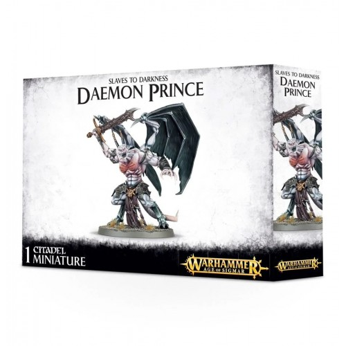 Slaves to Darkness: Daemon Prince from GW