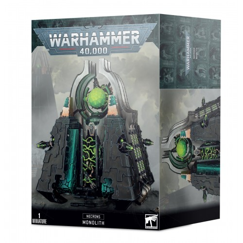 Necrons: Monolith from GW