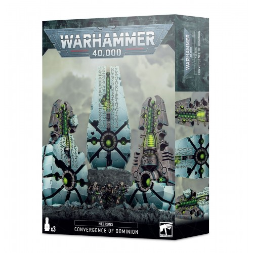 Necrons: Convergence of Dominion from GW