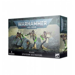 Necrons: Ophydian Destroyers from GW