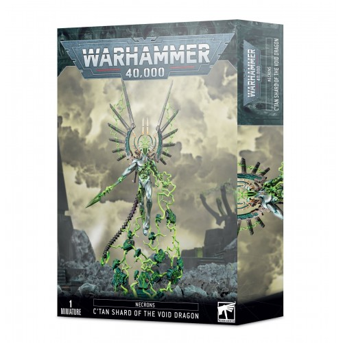 Necrons: C'Tan Shard of the Void Dragon from GW