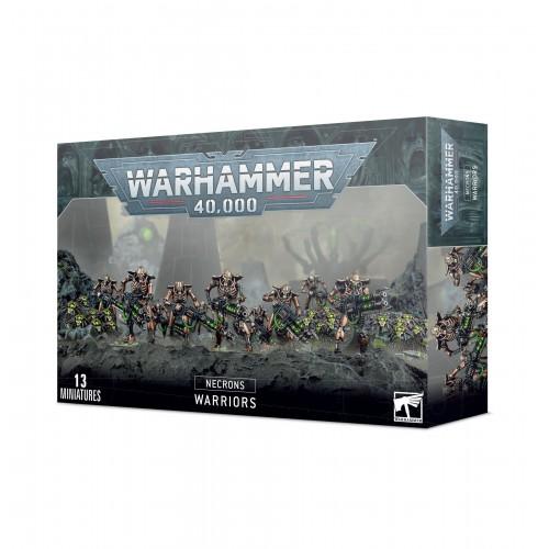 Necrons: Necron Warriors from GW