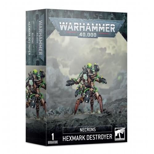 Necrons: Hexmark Destroyer from GW