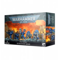 Space Marines: Devastator Squad from GW