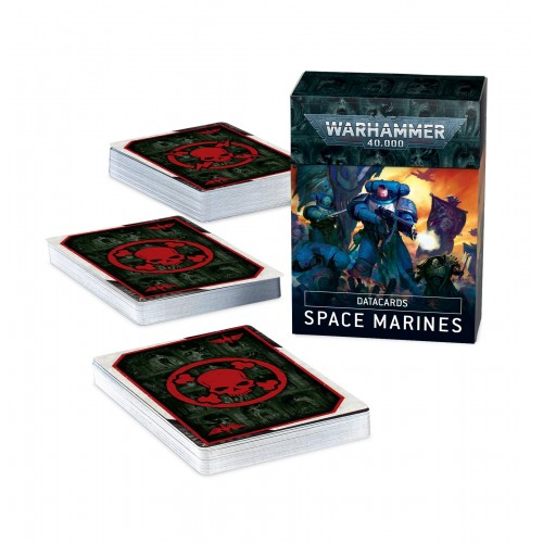 Datacards: Space Marines from GW