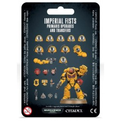 Imperial Fists Primaris Upgrades & Transfers