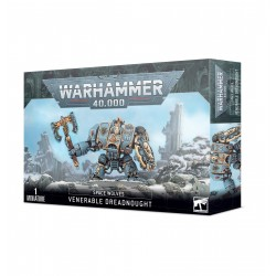 Space Wolves: Venerable Dreadnought / Murderfang / Bjorn the Fell-Handed from GW