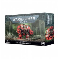 Blood Angels: Furioso / Librarian / Death Company Dreadnought from GW