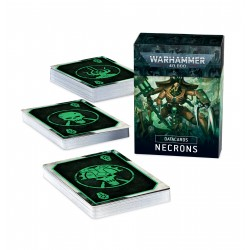 Datacards: Necrons from GW