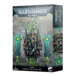 Necrons: Szarekh The Silent King from GW