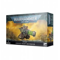 Necrons: Lokhusts Heavy Destroyer from GW