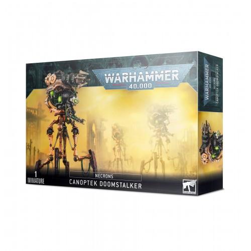 Necrons: Canoptek Doomstalker from GW