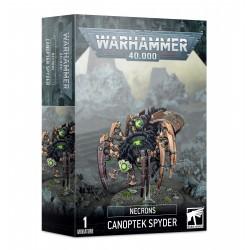 Necrons: Canoptek Spyder from GW