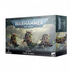 Necrons: Tomb Blades from GW