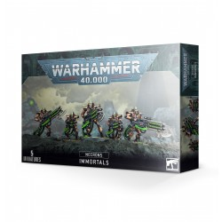 Necrons: Immortals / Deathmarks from GW