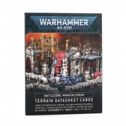 Battlezone: Manufactorum -  Datasheet Cards from GW