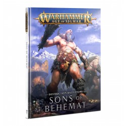 Battletome: Sons of Behemat from GW