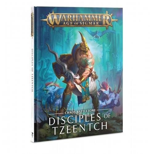 Battletome: Disciples of Tzeentch from GW