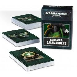 Datacards Salamanders