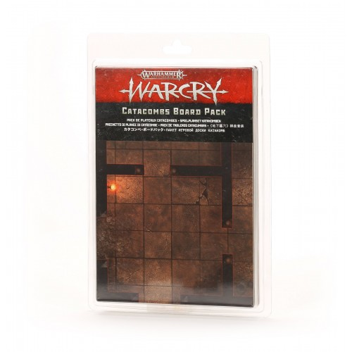 Warcry: Catacombs Board Pack from GW