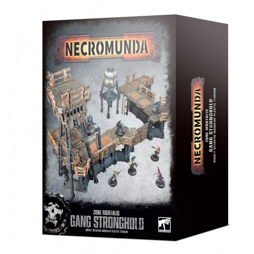 Necromunda: Zone Mortalis Gang Stronghold from GW