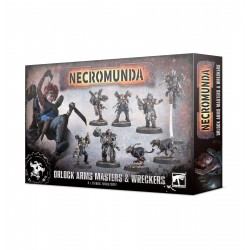 Necromunda: Orlock Arms Masters & Wreckers from GW