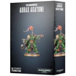 Salamanders Adrax Agatone Box Cover