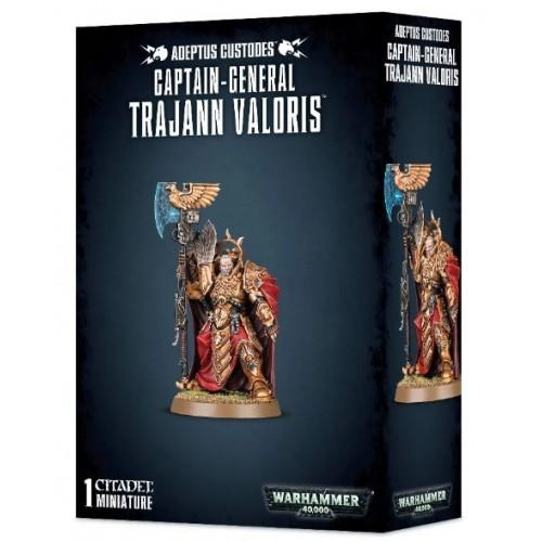 Captain-General Trajann Valoris Box Cover