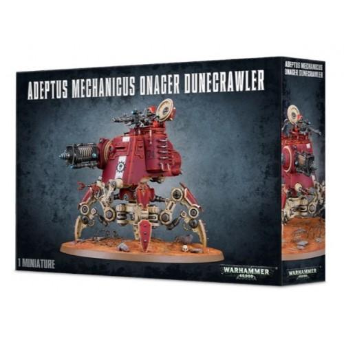 Adeptus Mechanicus Onager Dunecrawler Box cover