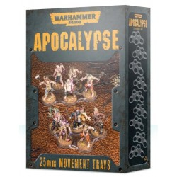 Apocalypse Movement Trays (25mm) Box Cover