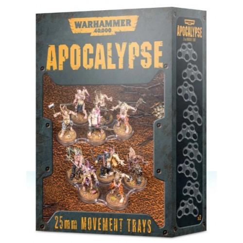 Apocalypse Movement Trays (25mm) Box Cover
