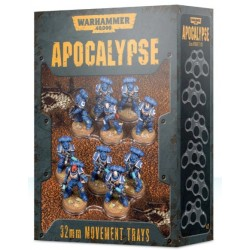 Apocalypse Movement Trays (32mm) Box Cover