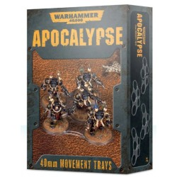 Apocalypse Movement Trays (40mm) Box Cover