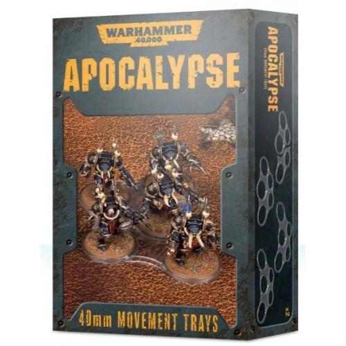 Apocalypse Movement Trays (40mm) Box Cover