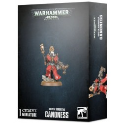 Adepta Sororitas Canoness Box Cover