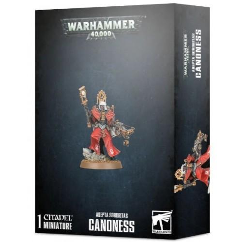 Adepta Sororitas Canoness Box Cover