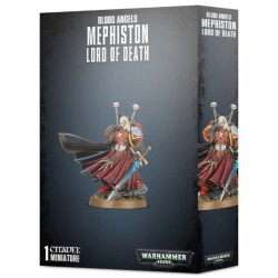 Blood Angels Mephiston, Lord of Death Box Cover