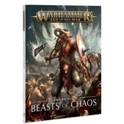 Battletome: Beasts of Chaos Cover