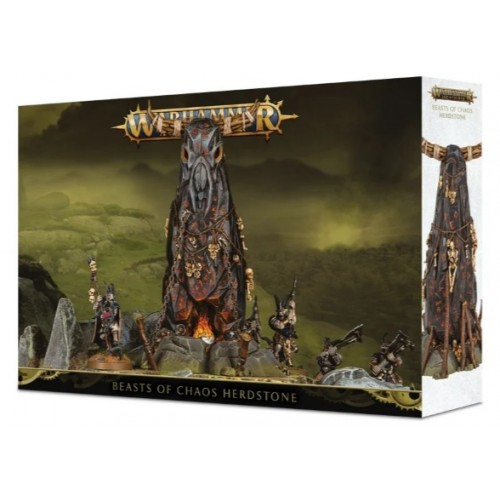 Beasts of Chaos Herdstone Box Cover