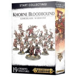 Goreblade Warband Box Cover