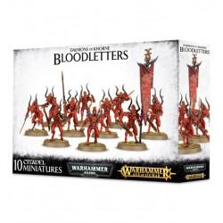 Daemons of Khorne Bloodletters Box Cover