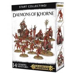 Start Collecting! Daemons of Khorne Box Cover