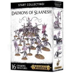 Start Collecting! Daemons of Slannesh box cover