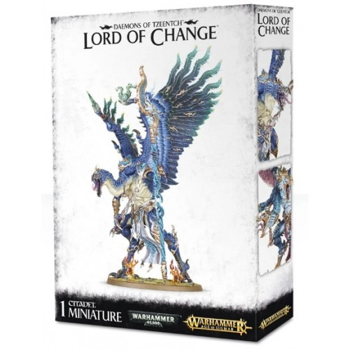 Daemons of Tzeentch Lord of Change Box Cover