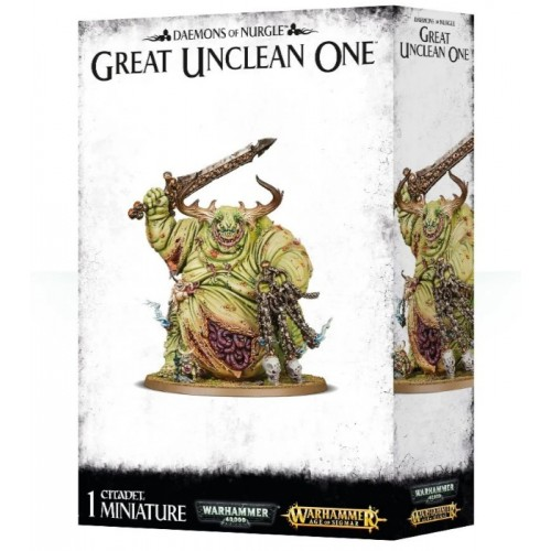 Daemons of Nurgle Great Unclean One Box Cover