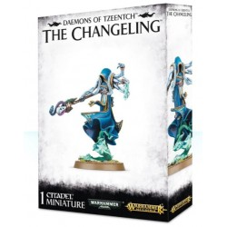 Daemons of Tzeentch The Changeling box cover