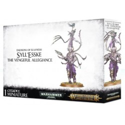 Syll'Esske Vengeful Allegiance Box Cover